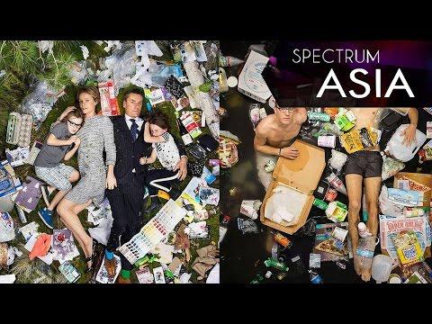SpectrumAsia—AWasteDisposalRevolutionTrailer 07/24/2016 | CCTV