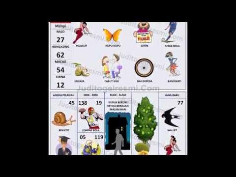 Buku Tafsir Mimpi 2D Bergambar   Erek-Erek 2D Gambar Lengkap