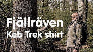 Fjallraven keb trek shirt - my favorite!