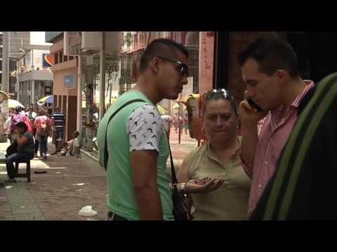 Venezolanos sobreviviendo en Bucaramanga