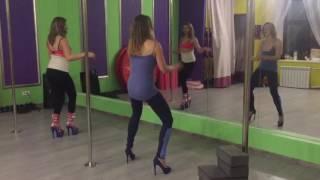 Танец анти-секс или что происходит после 4 часов тренировки Exotic Pole Dance
