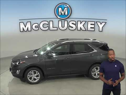 194017 - New, 2019, Chevrolet Equinox, Test Drive, Review, For Sale -