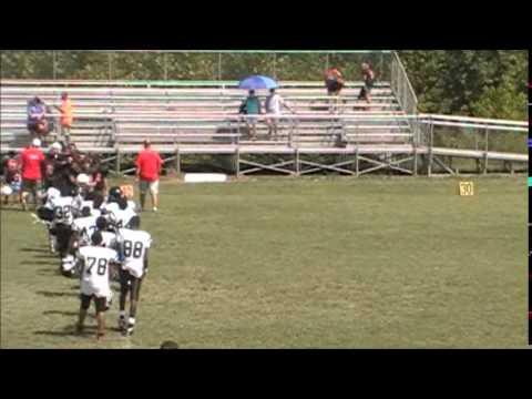Colts 2014 Pee Wees vs Pelahatchie Chiefs
