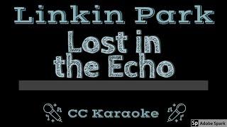 Linkin Park Lost in the Echo CC Karaoke Instrumental Lyrics