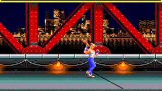 Streets of Rage - Streets of Rage (Genesis) - Gameplay - Round 4 - User video