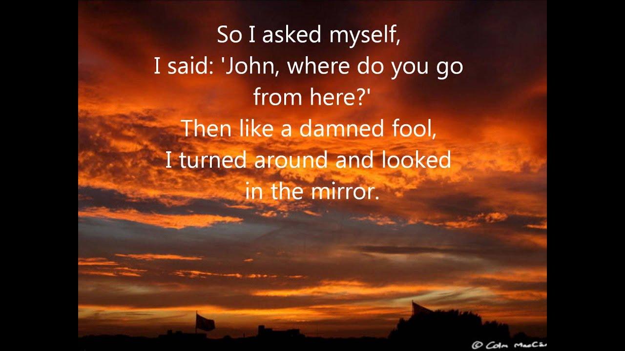 Johnny Paycheck Old Violin Lyrics Youtube