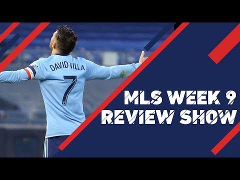East Dominates West in 30+ Goal Weekend | Week 9