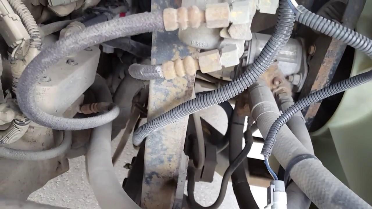 Cummins ISC Diesel Engine