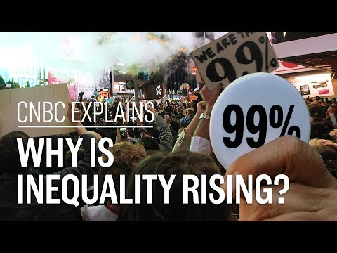 Why is inequality rising?   CNBC Explains