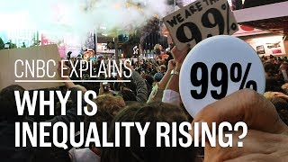 Why is inequality rising? | CNBC Explains