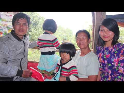 Apr 2017 Vacation to Myanmar 4  Voitu Village , Matupi   Chin State , Myanmar