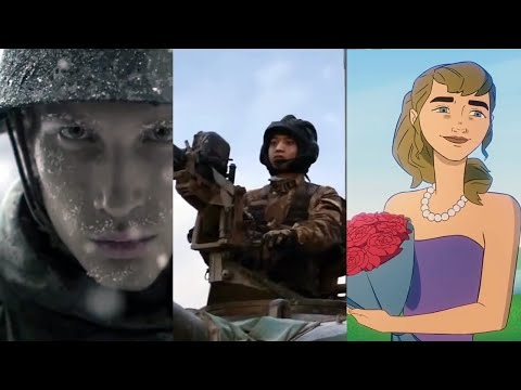 America's new 'woke' Army ad vs China and Russia Army ads