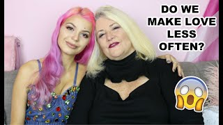 What's Changed After Marriage? (Q&A) - Lesbian Age Gap Couple