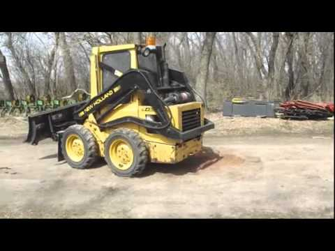 New Holland L455 For Sale
