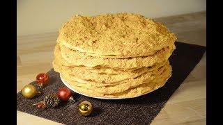 🍰 Торт Наполеон - самый вкусный рецепт