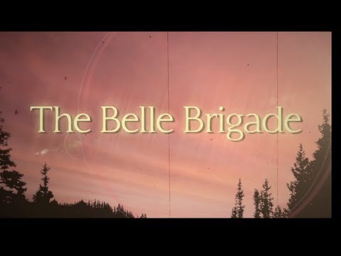 The Belle Brigade - I Didn't Mean It (Lyric Video)