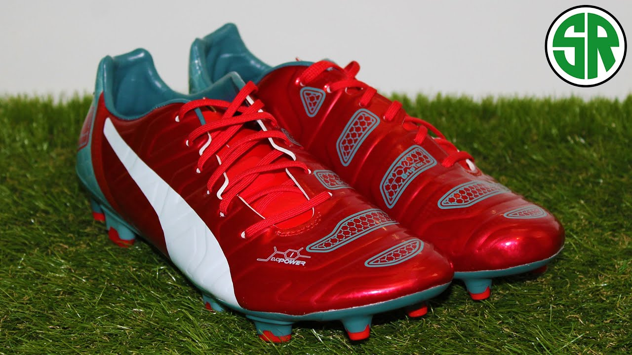 31536ea5e5dedf PUMA evoPOWER 1.2 - Limited Edition Dragon Cleats. Soccer Reviews