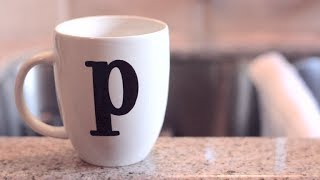 Pinterest Truth Or Fail? #3: Sharpie Mug
