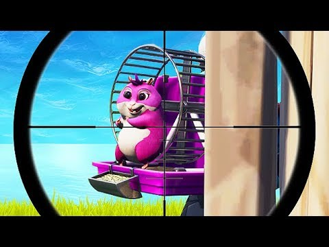 *LUCKIEST* SNIPER SHOT EVER! - Fortnite Funny Fails and WTF Moments! #405 להורדה