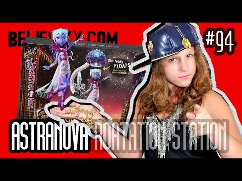 видео: Новые куклы Монстер Хай 2015 Астранова (floatation station) БУ ЙОРК обзор monster high boo york