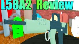 [ROBLOX: Phantom Forces] - Gun Review: L85A2
