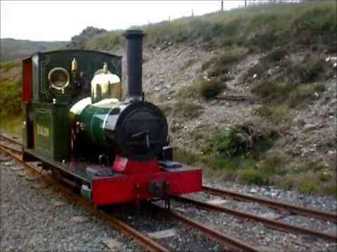 Isle of Man Transport: The Groudle Glen Railway