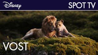 Le Roi Lion (2019) - Spot TV :