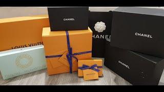 Haul Time 10 x pieces ❣ NEW 19K Chanel / Louis Vuitton / Blanc Auvenue