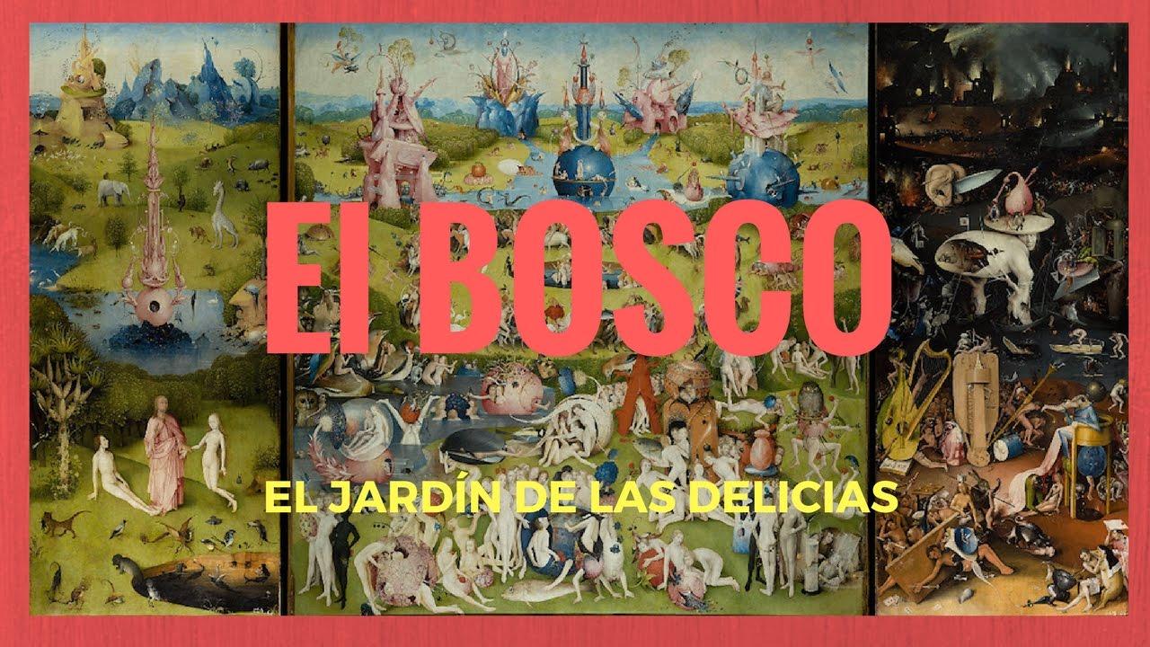 Diego luna el jard n de las delicias youtube for El bosco el jardin de las delicias