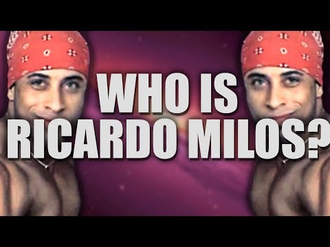 Who Is Ricardo Milos? And Why Did He Become a Meme?