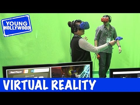 How to Survive Virtual Reality!