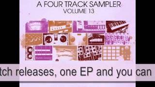 VA - A Four Track Sampler Volume 13 [Loco Records]