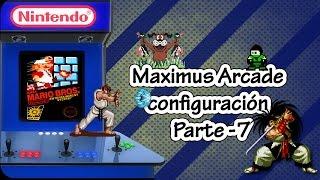 Maquinita Recreativa Maximus Arcade Configuración Parte - 7