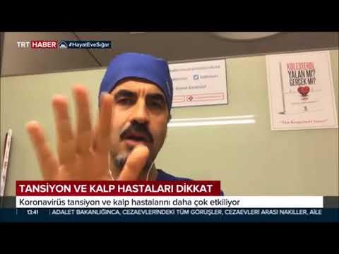 KORONAVİRÜS HİPERTANSİYON İLİŞKİSİ - PROF DR AHMET KARABULUT