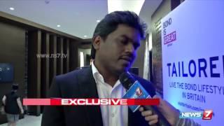 "Yuvan Shankar Raja: "" I bought James Bond car- Aston Martin"" | Super Housefull | News7 Tamil"