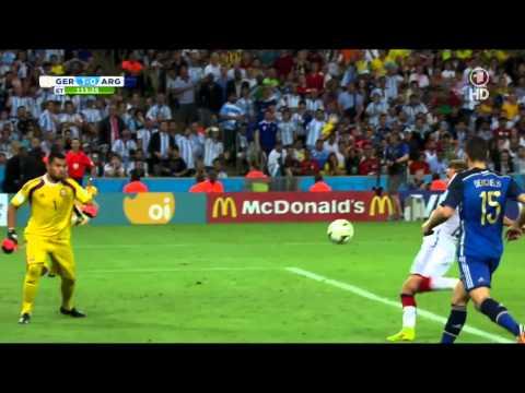 Mario Goetze Final Goal - Fifa World Cup 2014   GERMANY WORLD CHAMPION   EPIC MUSIC