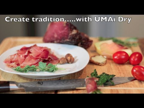 Making Prosciutto at Home with UMAi
