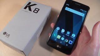 Огляд LG K8 2017 (X240)