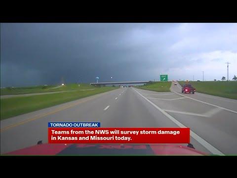 Recapping The Tornado Outbreak In Kansas