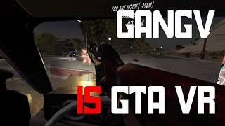 GangV Is GTA VR