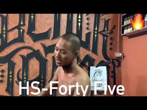 ព្រះសូត្រធម៌បិទត្រចៀកមិនស្តាប់ HS Forty Five 🔥😻