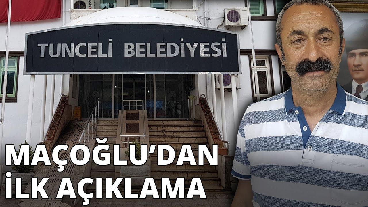 Tunceli Belediye Başkanı Fatih Mehmet Maçoğlu'ndan 'Dersim' açıklaması