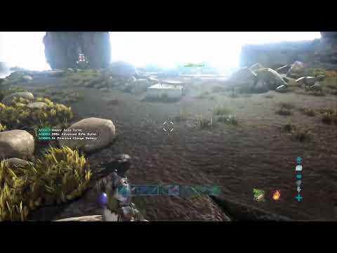 PULL UP 220 | PvP Server | Ark Official PvP Ps4 Pro