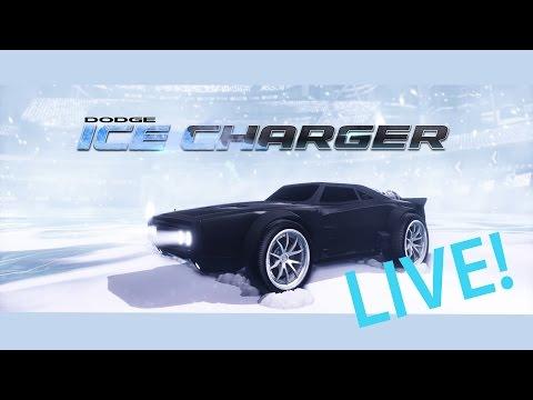 ROCKET LEAGUE -  NEW DODGE FAST & FURIOUS DLC!! (Sub games + Giveaways + More)