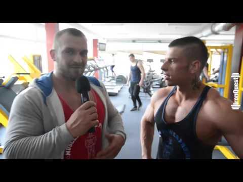 IronQuest: (5) Ultimate Gym, Vilnius. Aidas Grybauskas