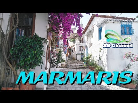 Inside The Marmaris - Turkey