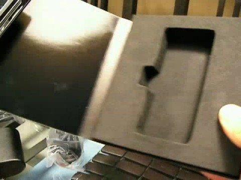 Unboxing Sony Ericsson C905