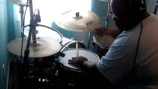 Kirk Whalum - Waltz for David (Drum Cover)
