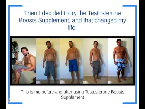 The Best Testosterone Booster - - YouTube