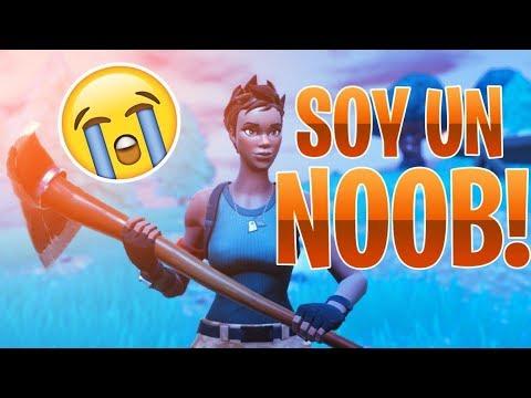 ¡ME HAGO PASAR POR NOOB Y LES GANO LA PARTIDA! | Ryux